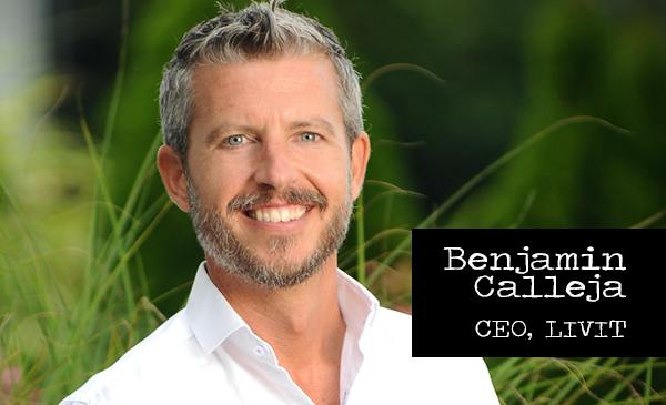 Benjamin Calleja tells how Livit gathers insights to make restaurants more profitable