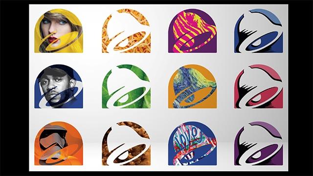 New Taco Bell logo Design