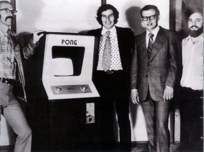 Nolan Bushnell, founder of Atari Corporation, developed the first-ever video game, Pong.