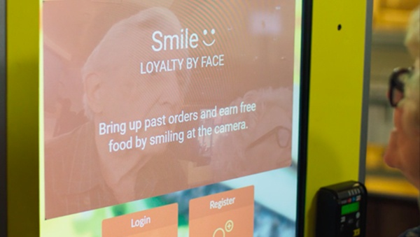 Ordering-food-with-face-recognition