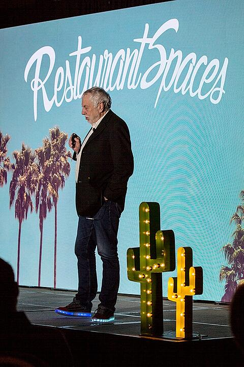RestaurantSpaces Nolan Bushnell