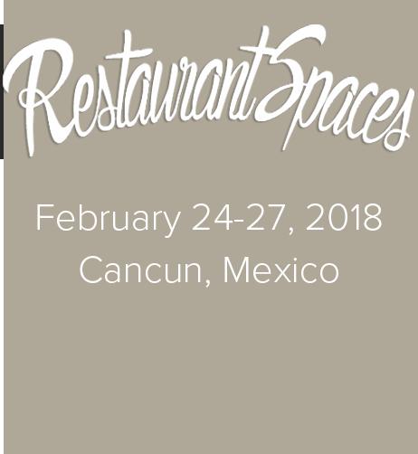 RestaurantSpaces 2018