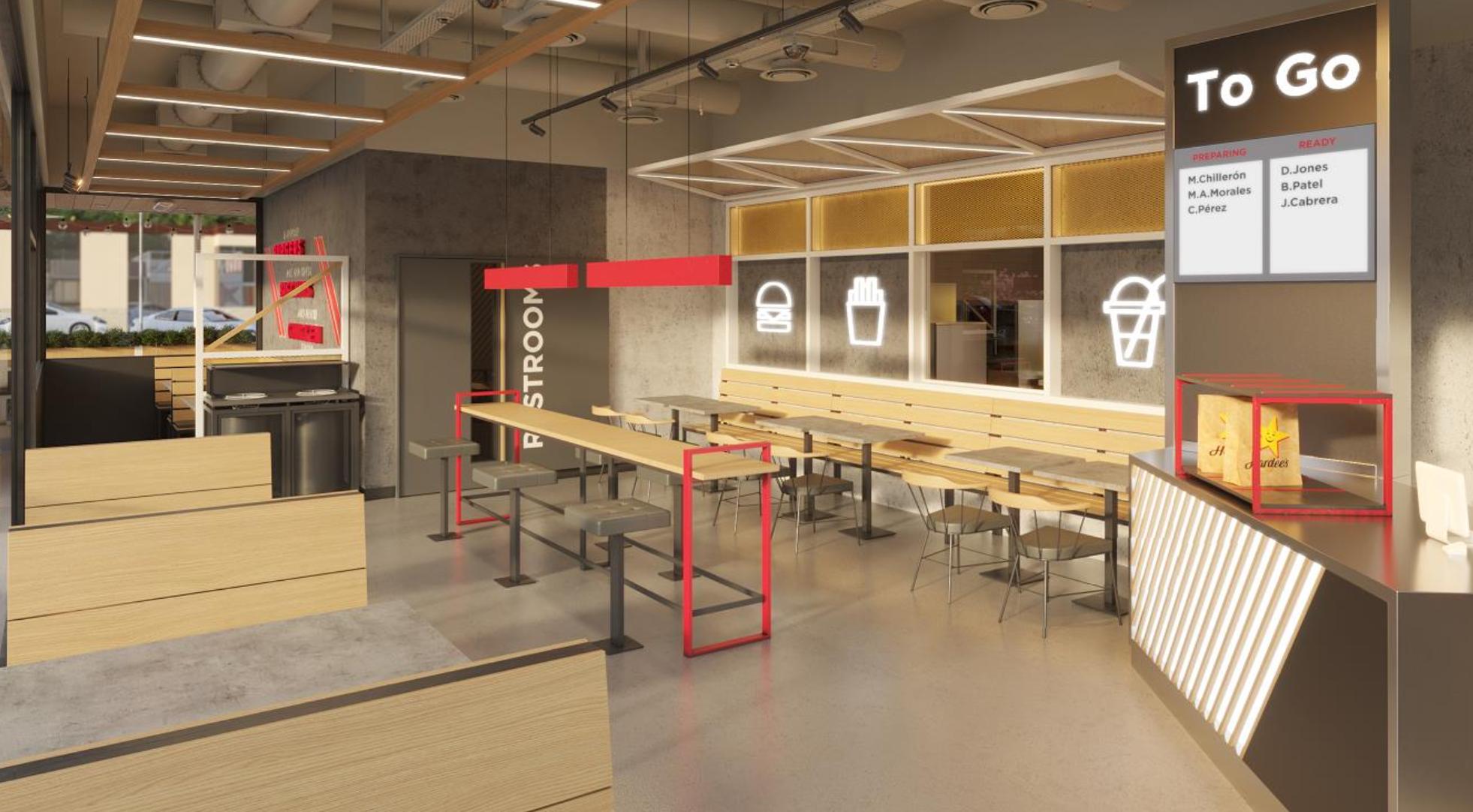 CKE Restaurant Concept