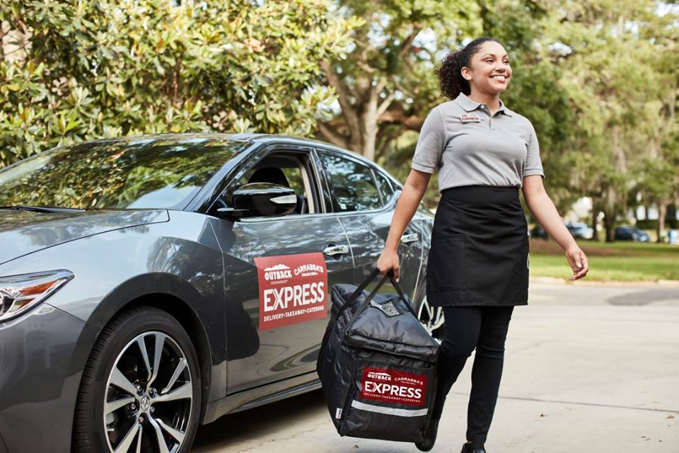 Outback Carrabba delivery express