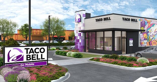 Taco Bell's new Go Mobile concept