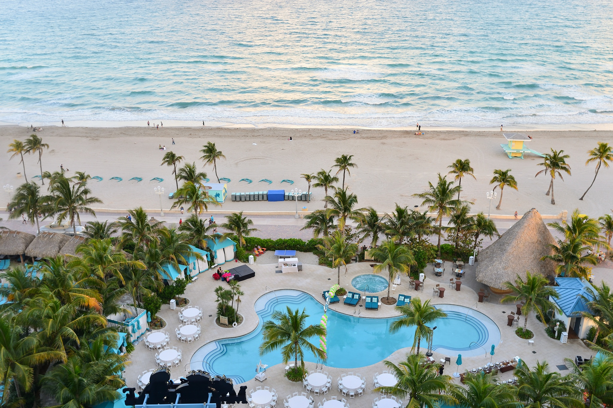 The Margaritaville Hollywood Beach Resort was the perfect laidback environment for RestaurantSpaces 2017.